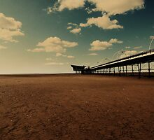 beach by agobo