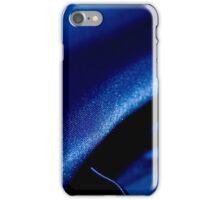 Blue Silk iPhone Case/Skin