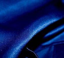 Blue Silk by EmleRosencrance