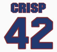 National baseball player Coco Crisp jersey 42 by imsport