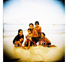 Pinoy Kids Photographic Print