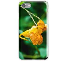 Orange Snapper!  iPhone Case/Skin