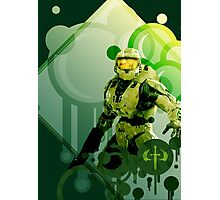 Master Chief - Halo Photographic Print