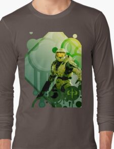 Master Chief - Halo Long Sleeve T-Shirt