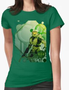 Master Chief - Halo Womens Fitted T-Shirt