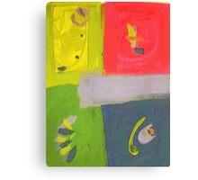 Color Study II Canvas Print