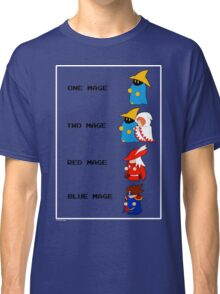 One Mage Two Mage... Classic T-Shirt