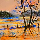 watercolor 412182 by calimero