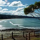 Lorne Beach by Lisa Bow
