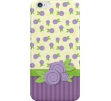 Everything's coming up roses 2 iPhone Case/Skin