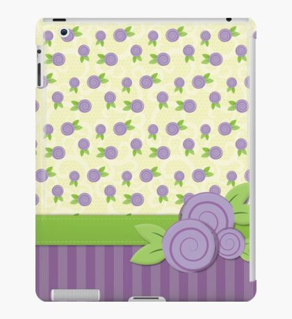 Everything's coming up roses 2 iPad Case/Skin