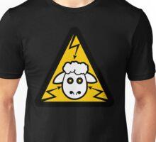 Electric Sheep Badge Logo Unisex T-Shirt