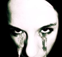 weeping like the ghost of winter by Heather King
