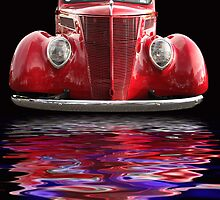 Red Hot Ford by George Lenz