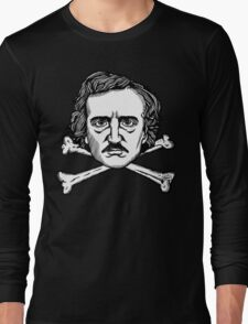 Poe Jolly Roger Long Sleeve T-Shirt