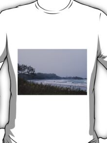 Stormy Bay - A Day at Minnie Waters T-Shirt
