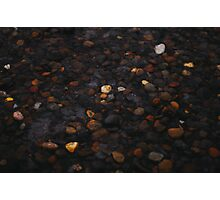 Pebbles. Photographic Print