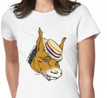 Democrat Womens Fitted T-Shirt
