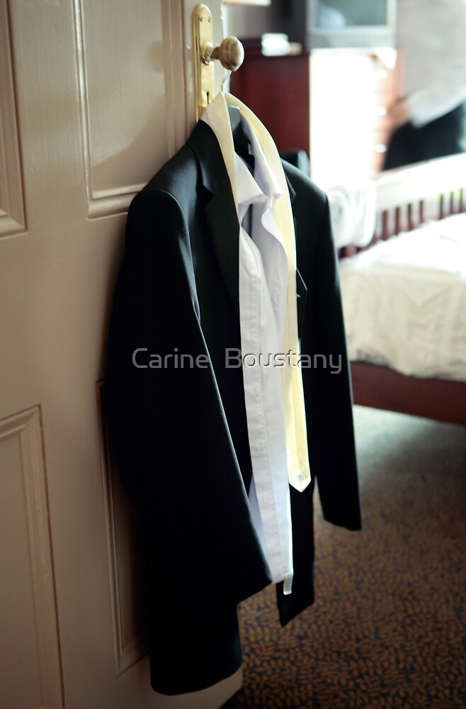 The Suit by Carine  Boustany