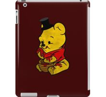 Freddy Fazbear & Winnie the Pooh Mashup iPad Case/Skin