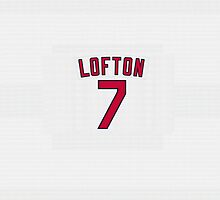 Kenny Lofton Jersey by BaseballBacks