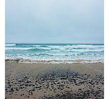 Square coast. Photographic Print