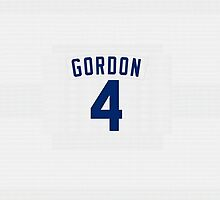Alex Gordon Jersey by BaseballBacks