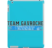 Team Gavoche iPad Case/Skin