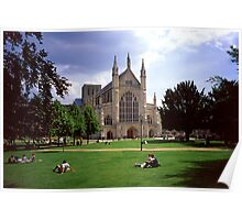 Winchester Cathedral 6 Poster