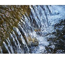 The Sound of Water Photographic Print