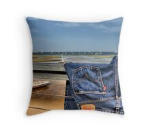 501s on Vacation Throw Pillow