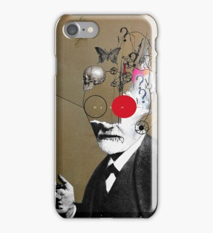 freudian slip iPhone Case/Skin