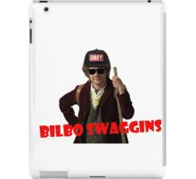 Bilbo-Swaggins Cap iPad Case/Skin