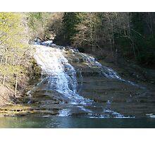 Buttermilk Falls Photographic Print