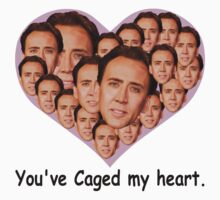 You've caged my heart by superbae