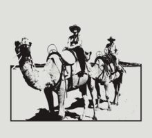 Camel Riders by Rob Bryant