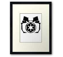 Galatic Empire Framed Print