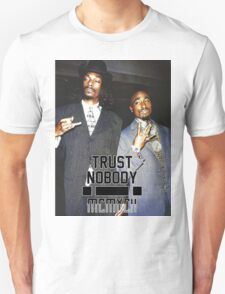 Pac & Snoop - Trust Nobody T-Shirt