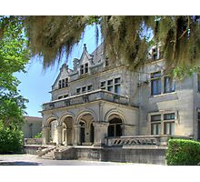 Southern Mansion Photographic Print
