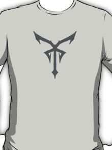 Los Illuminatos Cult Symbol (Grey) T-Shirt