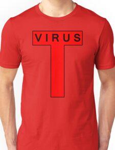 T-Virus Black Unisex T-Shirt