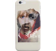 CACHE iPhone Case/Skin