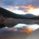 Tidal River Sunrise by Catherine Davis