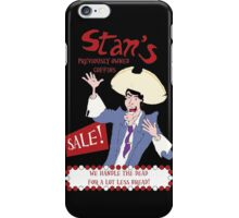 Monkey Island - Stan's coffins iPhone Case/Skin