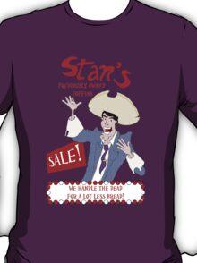 Monkey Island - Stan's coffins T-Shirt