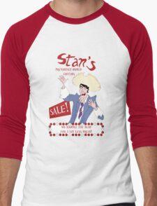 Monkey Island - Stan's coffins Men's Baseball ¾ T-Shirt