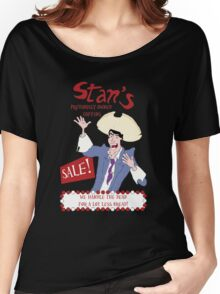 Monkey Island - Stan's coffins Women's Relaxed Fit T-Shirt