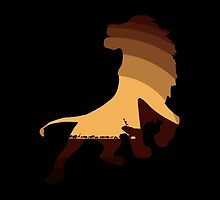The Lion King by Boudica-