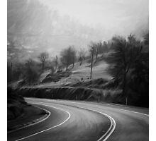 Road to Sequoia Photographic Print