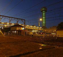 Queens Wharf Tower (Newcastle) by ozscottgeorge